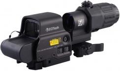 Комплект HHS2 - коллиматорный прицел EOTech EXPS2-2 и увеличитель G33