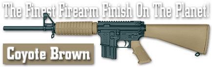 Оружейное покрытие DuraCoat - Coyote Brown