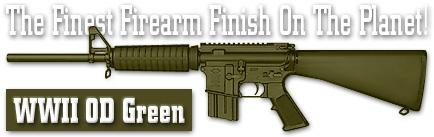 Оружейное покрытие DuraCoat - WWII OD Green