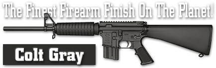 Оружейное покрытие DuraCoat - Colt Gray