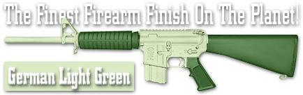 Оружейное покрытие DuraCoat - German Light Green