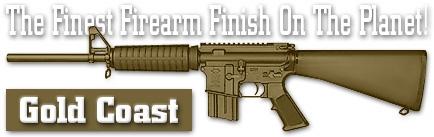 Оружейное покрытие DuraCoat - Gold Coast