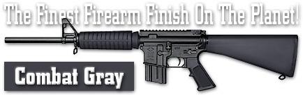 Оружейное покрытие DuraCoat - Combat Gray
