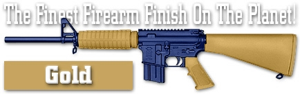 Оружейное покрытие DuraCoat - Gold