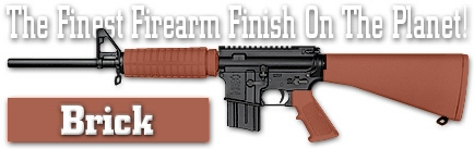Оружейное покрытие DuraCoat - Brick