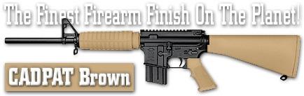 Оружейное покрытие DuraCoat - CADPAT Brown