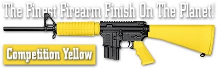 Оружейное покрытие DuraCoat - Competition Yellow