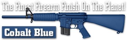 Оружейное покрытие DuraCoat - Cobalt Blue