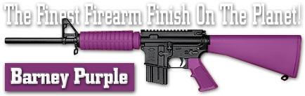Оружейное покрытие DuraCoat - Barney Purple