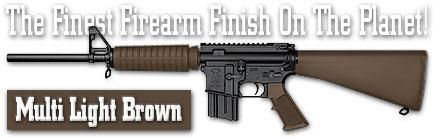 Оружейное покрытие DuraCoat - Multi Light Brown