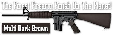 Оружейное покрытие DuraCoat - Multi Dark Brown