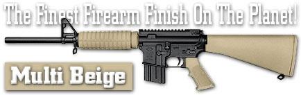 Оружейное покрытие DuraCoat - Multi Beige