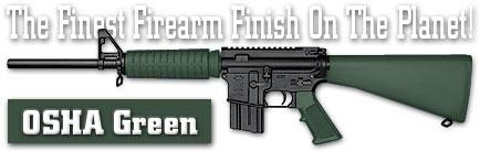 Оружейное покрытие DuraCoat - OSHA Green