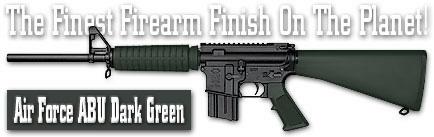 Оружейное покрытие DuraCoat - Air Force ABU Dark Green