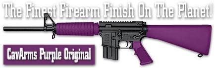 CavArms Purple Original