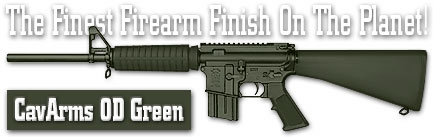 CavArms OD Green