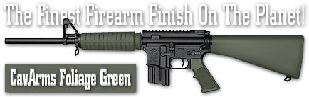 CavArms Foliage Green
