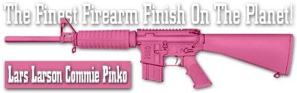 Оружейное покрытие DuraCoat - Lars Larson Commie Pinko