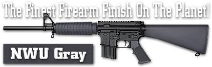 Оружейное покрытие DuraCoat - NWU Gray