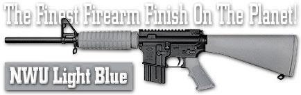 Оружейное покрытие DuraCoat - NWU Light Blue