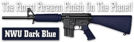 Оружейное покрытие DuraCoat - NWU Dark Blue
