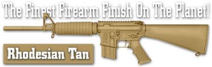 Оружейное покрытие DuraCoat - Rhodesian Tan