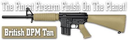 Оружейное покрытие DuraCoat - British DPM Tan