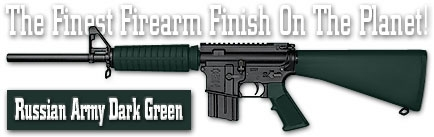 Оружейное покрытие DuraCoat - Russian Army Dark Green