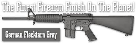 Оружейное покрытие DuraCoat - German Flecktarn Gray