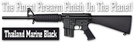 Оружейное покрытие DuraCoat - Thailand Marine Black