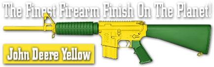 Оружейное покрытие DuraCoat - ohn Deere Yellow