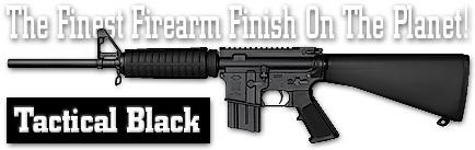 Оружейное покрытие DuraCoat - Tactical Black