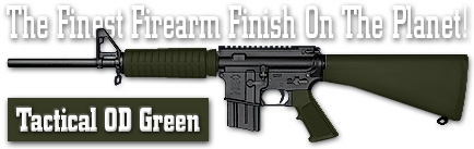 Оружейное покрытие DuraCoat - Tactical OD Green