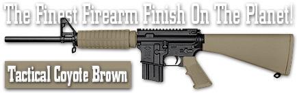 Оружейное покрытие DuraCoat - Tactical Coyote Brown