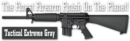 Оружейное покрытие DuraCoat - Tactical Extreme Gray