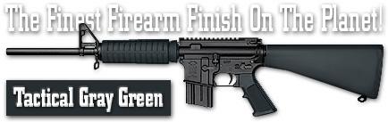 Оружейное покрытие DuraCoat - Tactical Gray Green