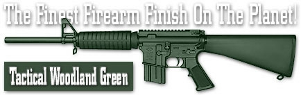 Tactical Woodland Green