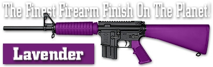 Оружейное покрытие DuraCoat - Lavender