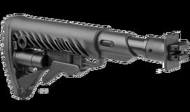 Телескопический приклад на Вепрь M4 VEPR FK SB, Fab Defense