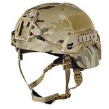Баллистический шлем СПАРТАНЕЦ-2 5.45 DESIGN с защитой ушей (2 вида подушек)