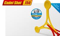 Поворотная шагающая мишень Flip Target 150. Для 4.5мм до 16Дж FT150