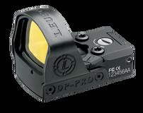 Коллиматор Leupold Deltapoint Pro открытый, автояркость, автовключение/автоотключение, точка 2.5MOA красн., 1клик=1MOA, индикатор батарейки, материал корпуса - сплав  6061-T6, черный, матовый, 159гр.