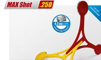 Поворотная шагающая мишень Flip Target 250. Для 4.5мм до 30Дж