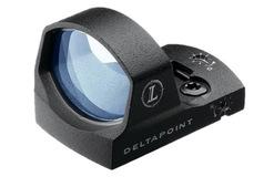 Коллиматор Leupold Deltapoint открытого типа, подсветка точка 3,5 MOA, матовый (с креплением на Weaver)