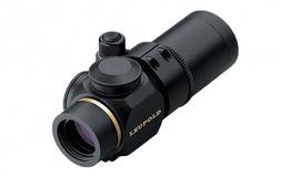 Коллиматор Leupold Prismatic 1x14 мм Tactical, Circle Plex, закрытого типа, с подсветкой, матовый