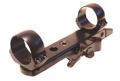 Быстросъемный кронштейн СА 26 mm на основания СА (длина базы 130, расст. между кольцами 90)