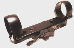 Быстросъемный кронштейн СА 30 mm на основания СА (длина базы 115, расст. между кольцами 100)