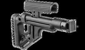 Складной приклад для АК, Сайга UAS-SAIGA, Fab Defense