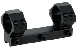 Кронштейн LEAPERS AccuShot с кольцами 25,4 мм, для установки на призму 10-12 мм, средний