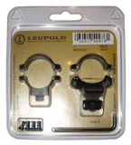Кольца для быстросъемного кронштейна 26 мм средние с выносом (extension) матовые